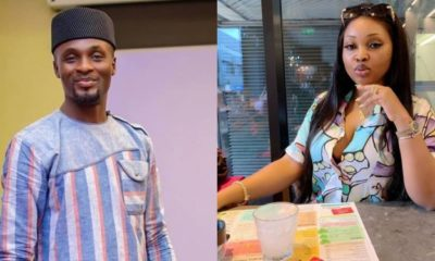 Mercy Aigbe tells Adeniyi Johnson to forget about the past with Toyin Abraham