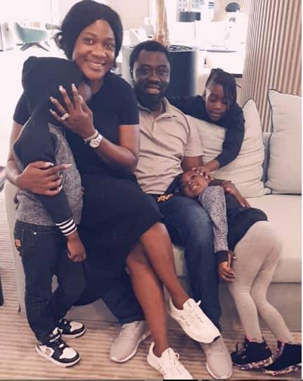 Mercy Johnson-Okojie and hubby celebrate 8th wedding anniversary