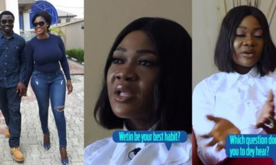 Mercy Johnson reveals how she puts work and marriage together (video)