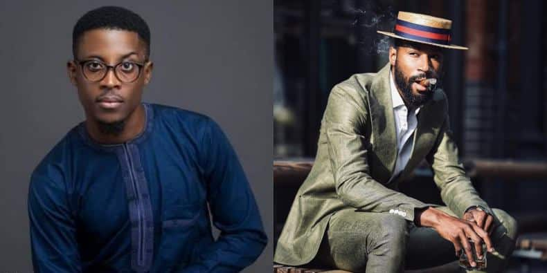 Image result for images of #BBNaija: You are not fit to be a leader – Mike Tells Seyi