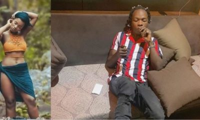 Naira Marley replies a lady who asked him to impregnate her