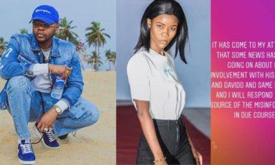Nigerian model, Ade Williams speaks on being pregnant Kizz Daniel