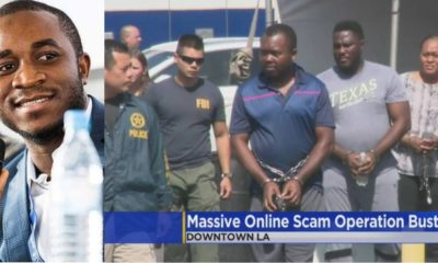 Nigerians react after FBI arrested 80 new fraud suspects