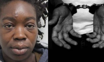 Notorious Nigerian Serial Robber, Gloria Jailed In UK
