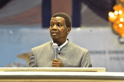 Pastor Adeboye calls for prayer after gunmen abducted 5 RCCG pastors