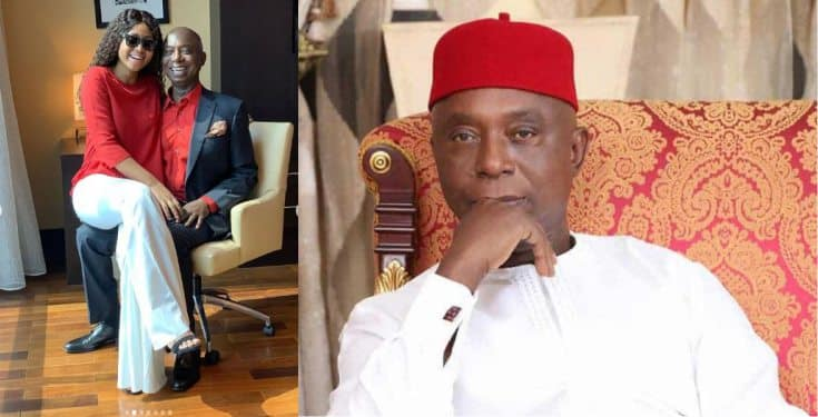 Regina Daniels' Billionaire Husband, Ned Nwoko Splashes N10m On Ailing Actors