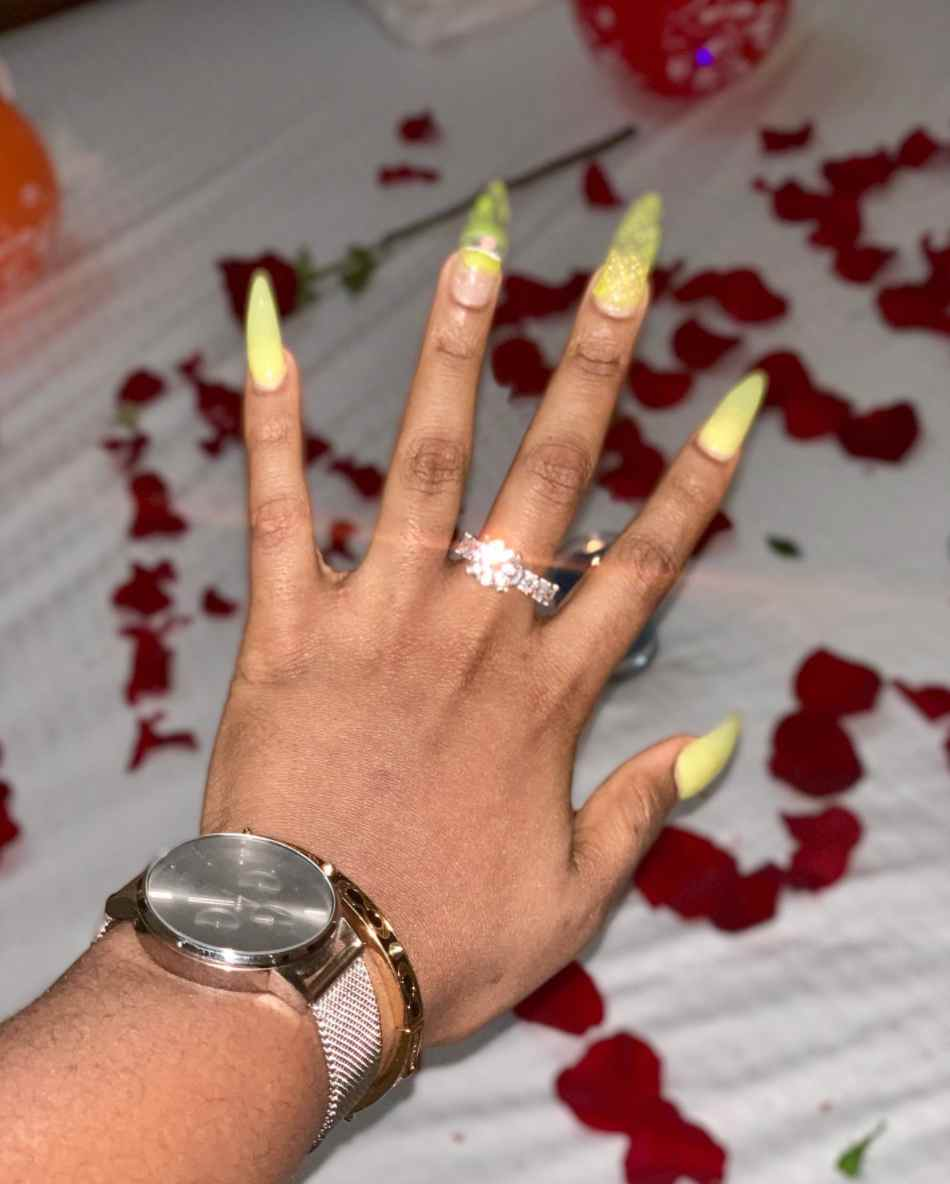 Teddy A gets engaged to BamBam