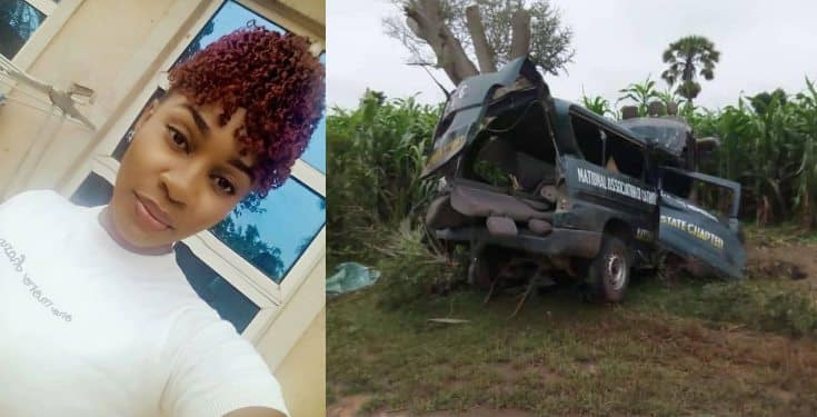 See last Facebook post of Corps member two days before she died in a car crash