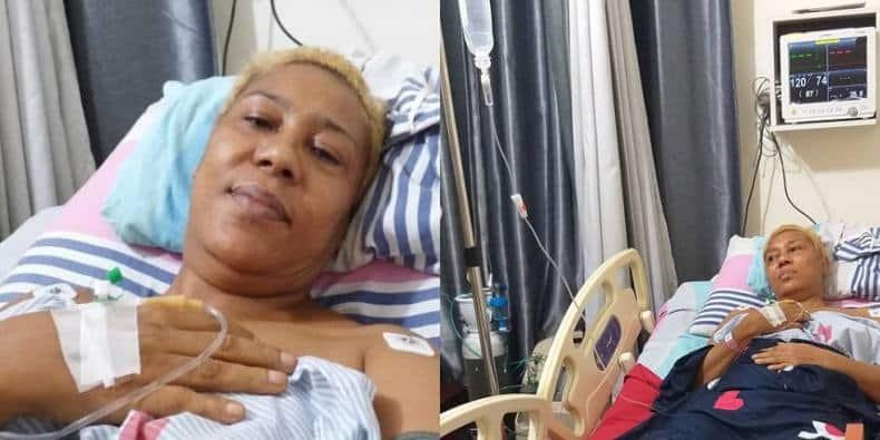 Shan George Survives Life Threatening Brain Surgery