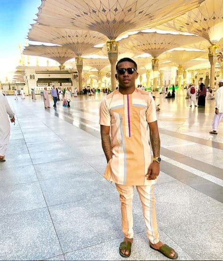 Small Doctor Welcomes 4th Child With 4th Baby Mama In Canada