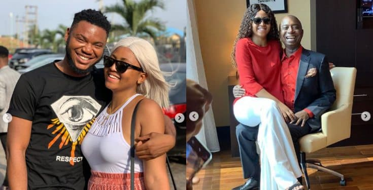 Somadina Adinma talks about relationship with Regina Daniels and Ned Nwoko