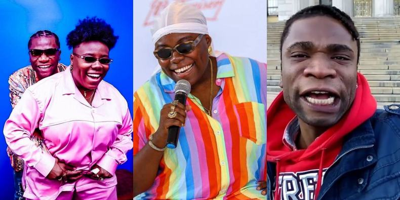 Speed Darlington And Teni Reconcile Months After He Questioned Her Sexuality