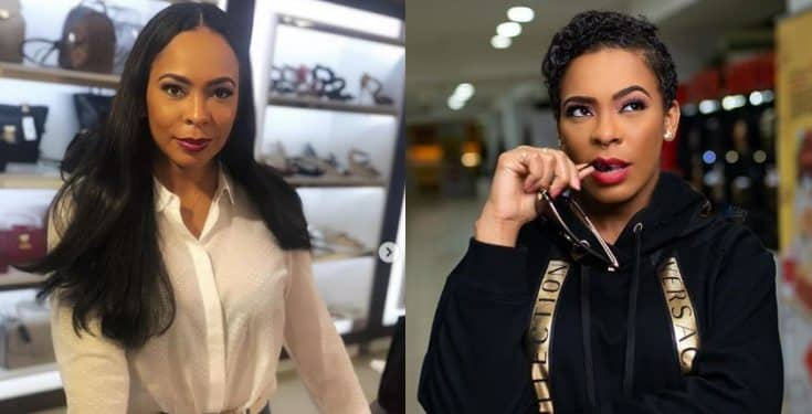 TBoss confirms she was pregnant and has welcomed her baby
