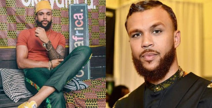 """The reason Nigerians are known for scamming is because we are smarter than a lot of people"" – Jidenna"