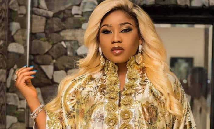 Toyin Lawani charges follower 500K for her friendship
