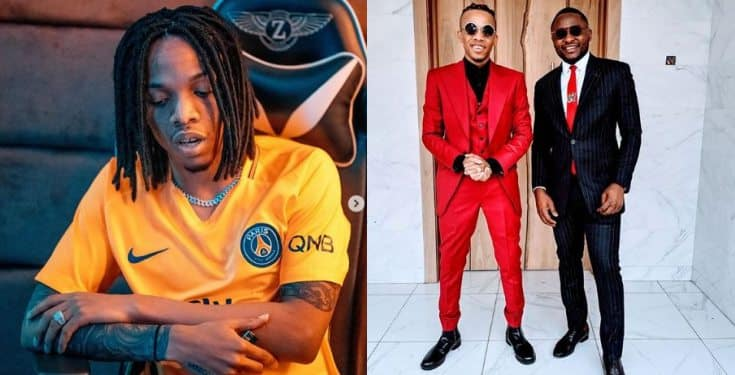 Ubi Franklin reacts after FG declares Tekno's 'Lekki Nude Video' as a threat to National security