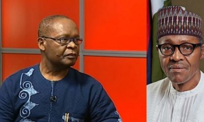 You're a liar from the pit of hell if you say Buhari isn't doing well – Joe Igbokwe