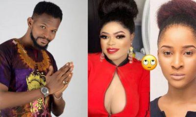 You can never look as beautiful as Adesua Etomi- Uche Maduagwu blasts Bobrisky