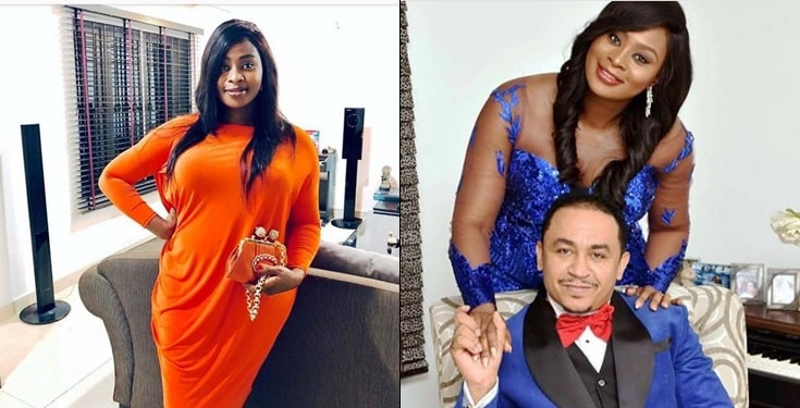 Daddy Freeze celebrates his woman as she marks 41st birthday
