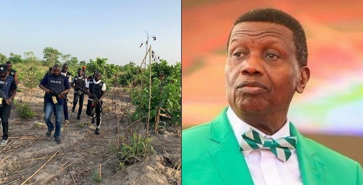 Kidnapped RCCG pastors have been sighted in the forest- Police