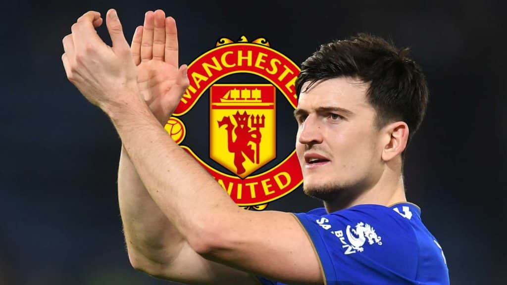 Man Utd complete Harry Maguire signing in world-record £80m deal