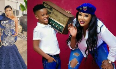 'How my son died and came back to life' – Actress, Angela Okorie