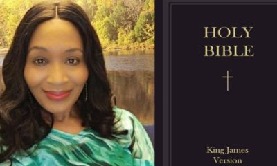 """I Don't Believe In The Bible, It's Full Of Fake Stories"" – Kemi Olunloyo"