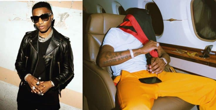 """""""Stay off drugs"""" - Wizkid warns Youths as he becomes most streamed African artist"""