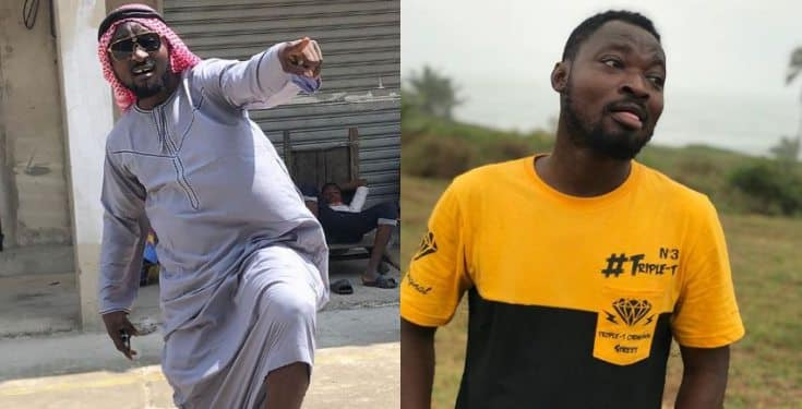 60% of Ghanaians are witches – Comedian Funny Face
