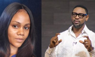 Alleged Rape: Pastor Fatoyinbo demands ₦50 million from Busola Dakolo
