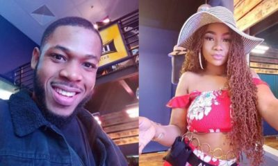 BBNaija 2019: Frodd, Tacha Bag First Movie Roles In Nollywood