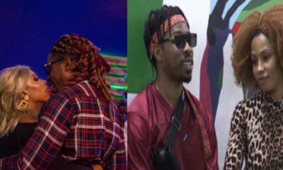 BBNaija: Ike and Mercy emerge as Head of House for the first time ever