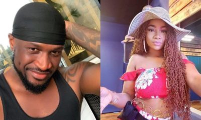 BBNaija 2019: Peter Okoye promises Tacha an endorsement deal