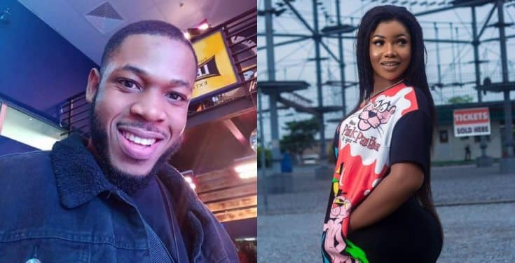 BBNaija 2019: Tacha Clashes With Frodd At Dinner (Video)