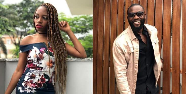 BBNaija: Gedoni and Khafi unfollow each other as he hangs out with his 'girlfriend' (Video)