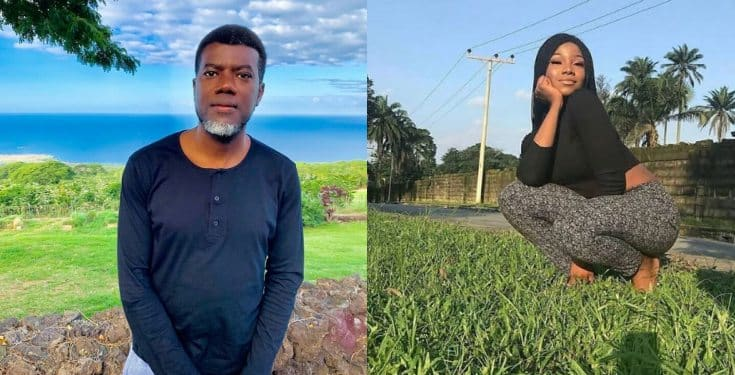 BBNaija: Reno Omokri blasts Nigerian celebrities commenting on Tacha's disqualification
