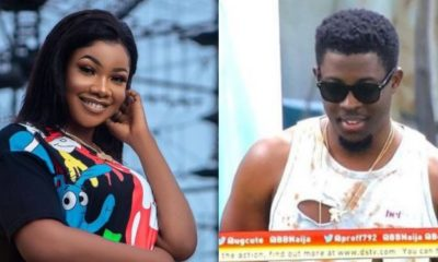 BBNaija: 'Seyi's mates in Port-Harcourt have six children, and counting' – Tacha (Video)
