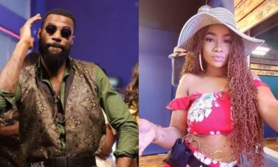 BBNaija: So Tacha with body odour beat Mike from London - Lady says