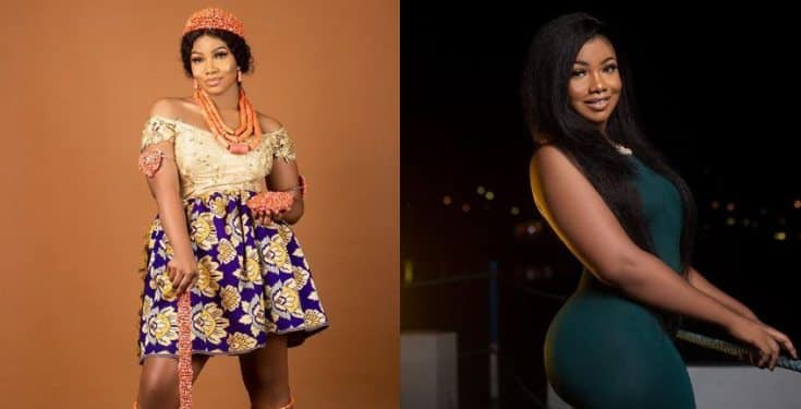 BBNaija: 'Tacha has not been released, she was forced to make that video' - Lady claims (Audio)