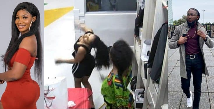 BBNaija: Uti Nwachukwu wonders why Tacha has not been disqualified