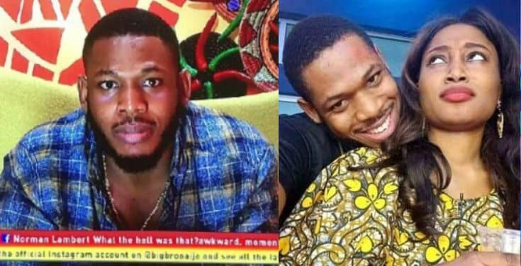 BBNaija: What Frodd Said After Esther's Eviction