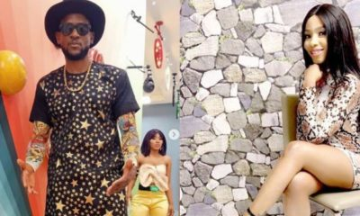 BBNaija: Why Mercy would have poisoned me – Omashola (video)