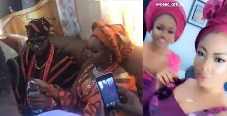 #BamTeddy: First photos from Bambam and Teddy A's traditional wedding
