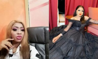 Blessing Osom shades Bobrisky after policemen disrupted his birthday party