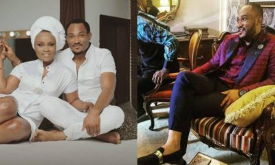 Blossom Chukwujekwu finally opens up on his marital crisis, says his heart is broken