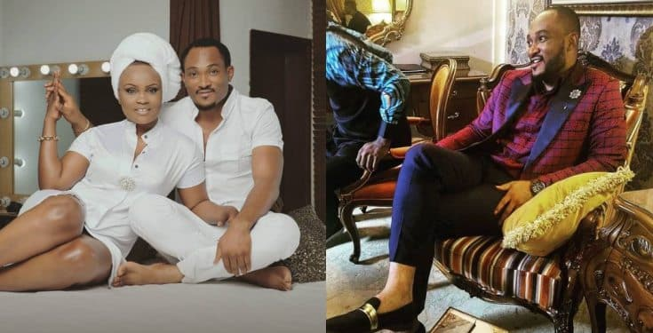 Blossom Chukwujekwu finally opens up on his marital crisis, says his heart is broken