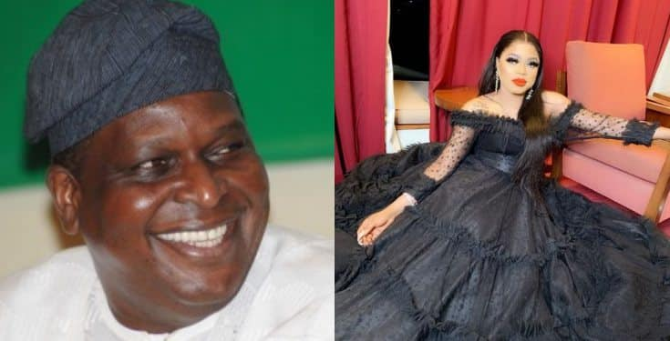 'Bobrisky should have called my bosses when I shutdown his birthday party' - NCAC's DG