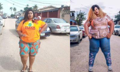 'Body-shaming me doesn't move me' - Actress Ify Okeke