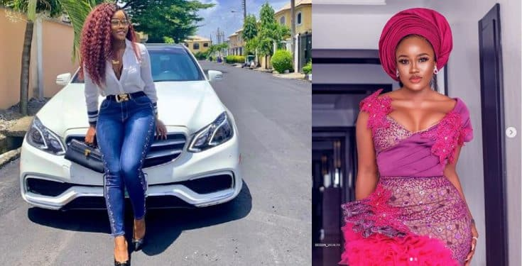 Cee-C falls out with Top Brands over alleged nasty attitude