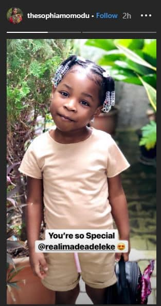 Davido's babymamas react to his statement, declare their daughters special too